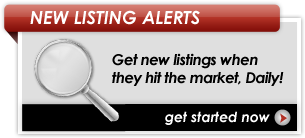 Get new listings when they hit the market, Daily!