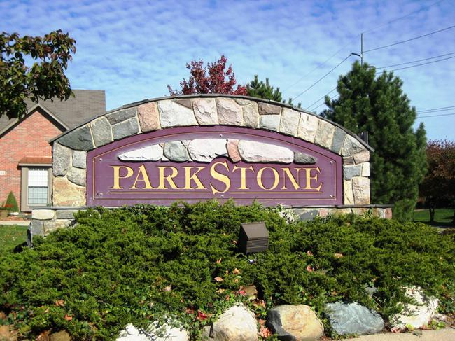 Subdivision of Parkstone in Northville MI real estate