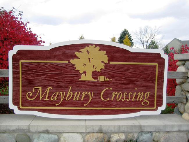 Real estate in Maybury Crossing in Novi MI