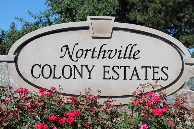 Real estate in Northville Colony Estates neighborhood in Northville MI