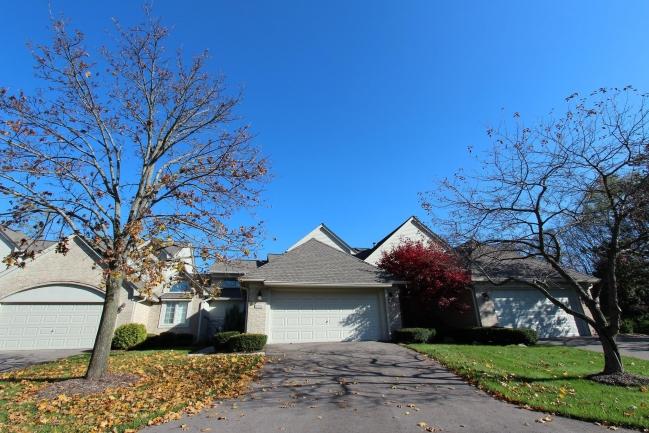 Northville Michigan Condos in St. Lawrence Estates