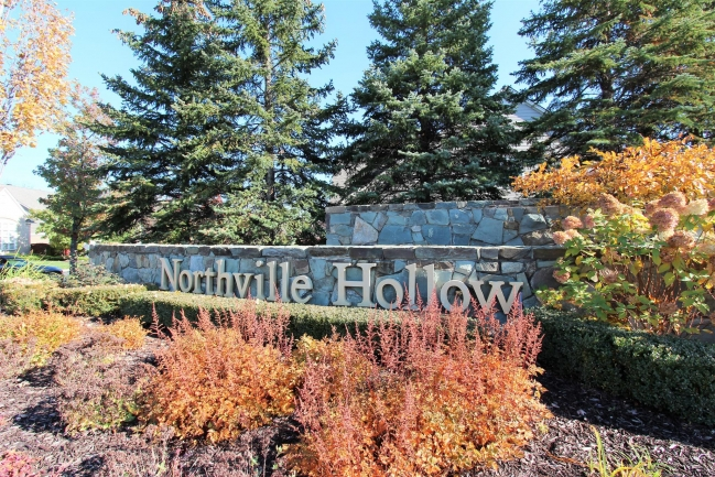 Northville Hollow Condo Community