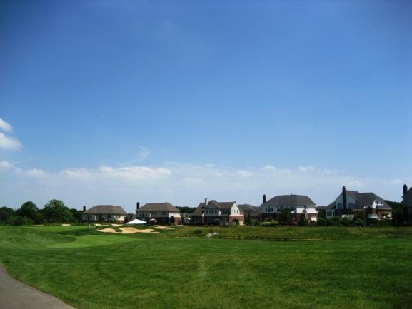 The Villas at Northville Hills golf Club, Northville MI. Golf Course.