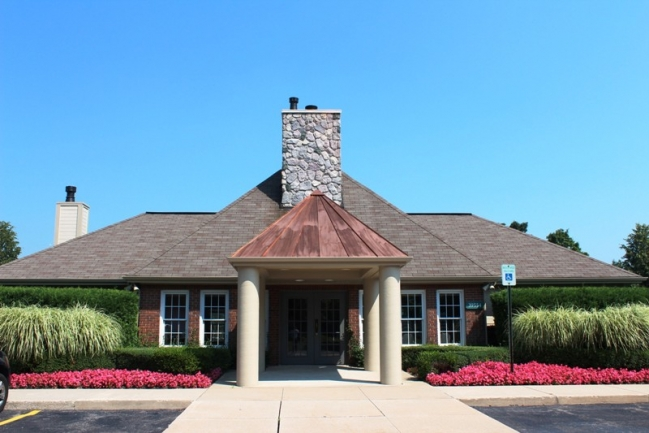 Country Club Village Clubhouse in Northville MI