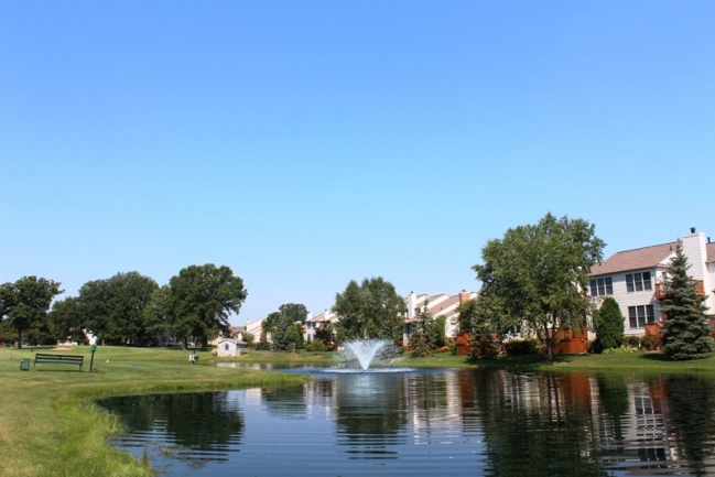 Country Club Village in Northville MI