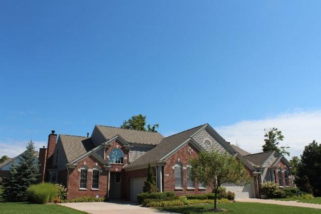 Woodlands of Northville real estate in Northville MI condos 1