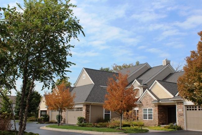 Northville real estate in Edgewater condo complex