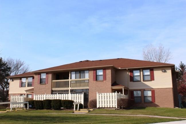 Northville real estate in Northridge Farms condo complex