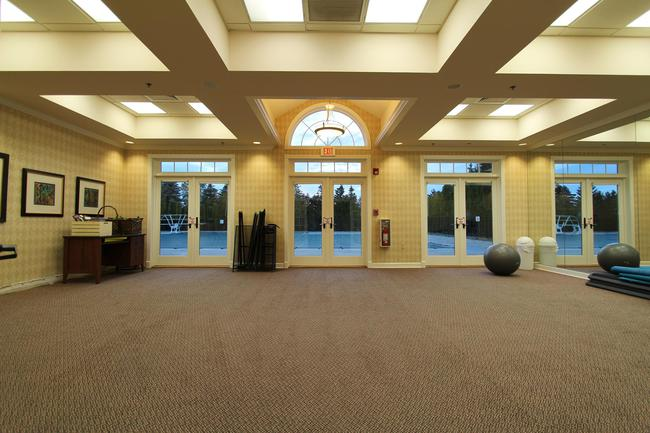 Northville Hills Golf Clubhouse Interior