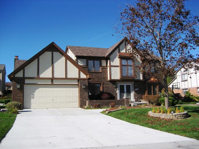 Maple Hill subdivision in Northville MI real estate 1