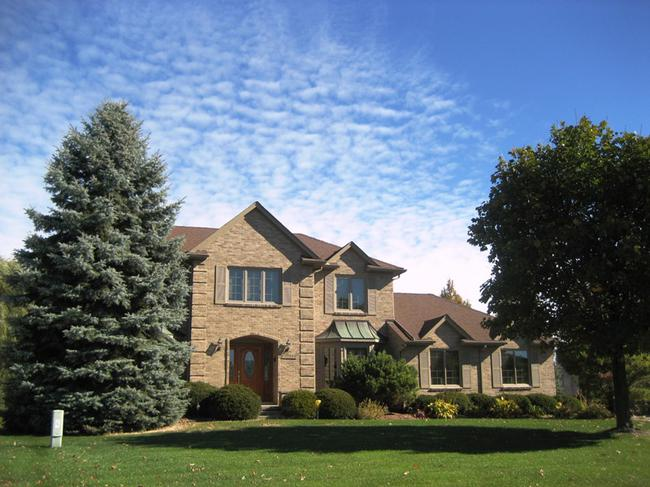 Maple Hill subdivision in Northville MI real estate 6