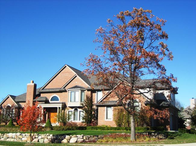 Neighborhood of Pheasant Hills in Northville, MI real estate 9