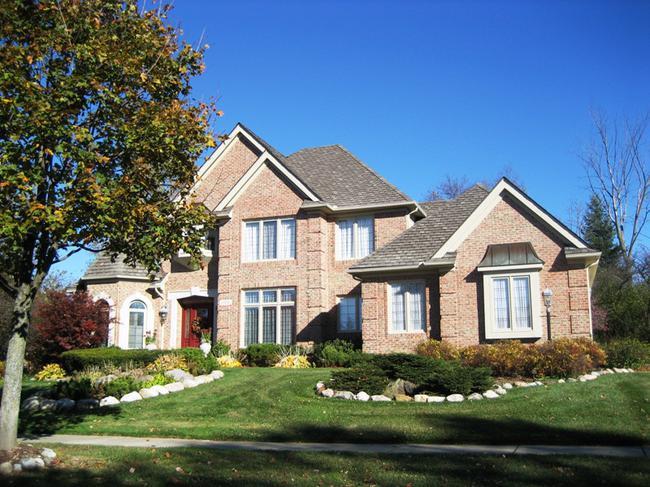 Neighborhood of Pheasant Hills in Northville, MI real estate 7