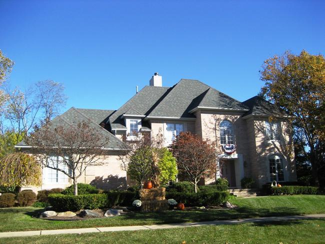 Neighborhood of Pheasant Hills in Northville, MI real estate 2