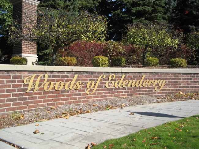 Neighborhood of Woods of Edenderry in Northville, MI luxury real estate