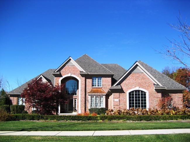 Neighborhood of Woods of Edenderry in Northville, MI luxury real estate 4