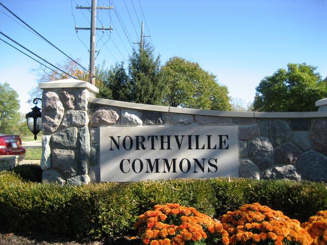 Neighborhood of Northville Commons in Northville MI real estate 8