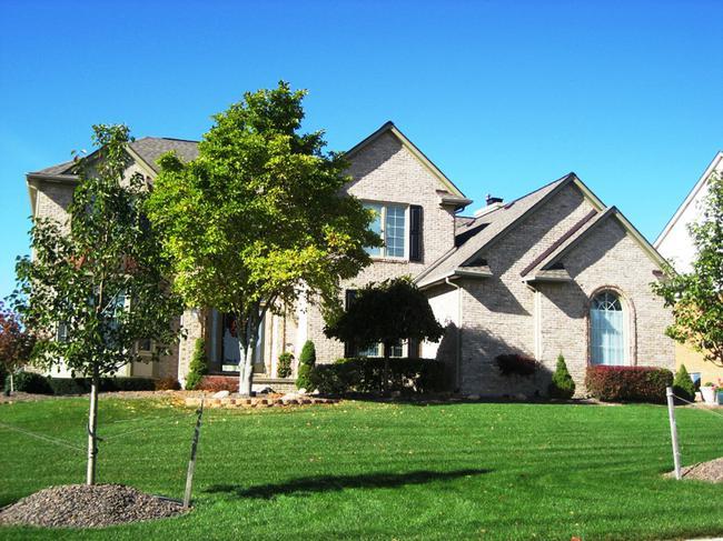 Neighborhood of Northville Trails in Northville MI real estate 2