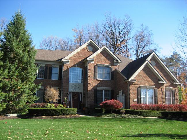Northville Hills Golf Club subdivision real estate in Northville MI 2