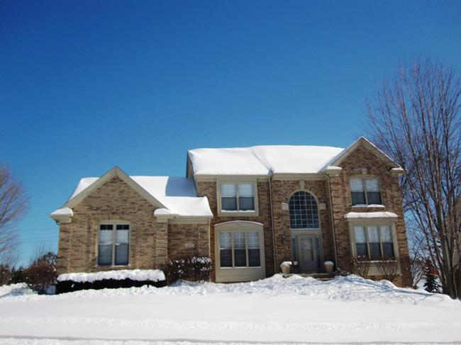 Subdivision of Windridge in Northville MI, 48168 Elevation 5