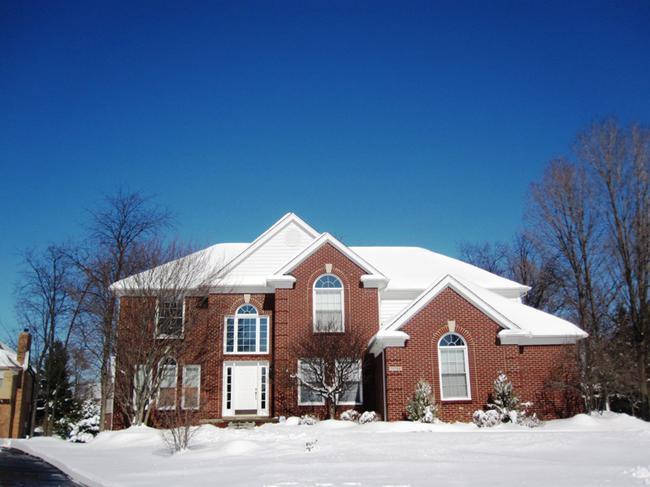 Elevation 3 in Windridge Neighborhood, Northville MI 48168