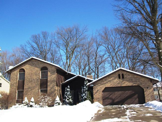 Turtle Creek Subdivision, Home elevation 5 in Novi Mi 48375