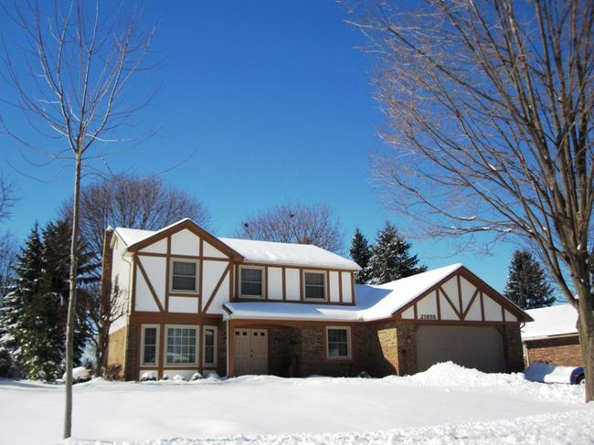 Home elevation 4, Turtle Creek Novi MI 48375