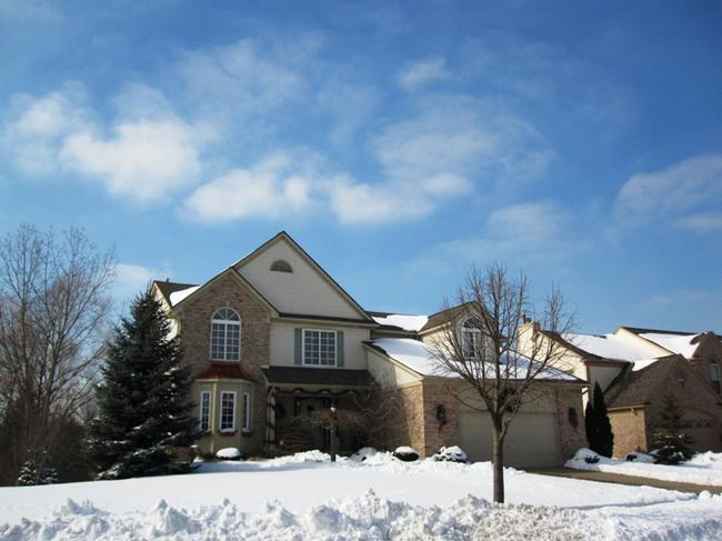 Home Elevation 5, Yerkes Manor Novi MI 48375