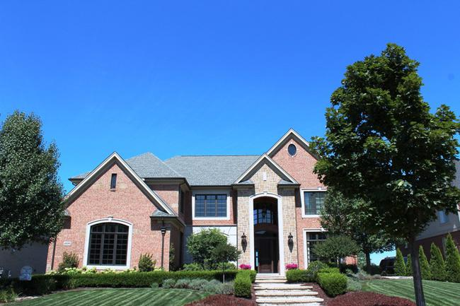 Stonewater real estate in Northville