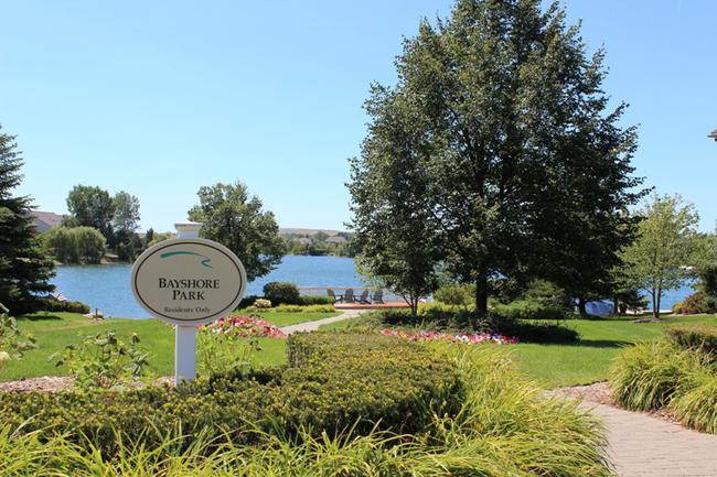 Bayshore Park in Stonewater MI