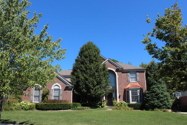 Luxury real estate in the Woodlands of Northville in Northville, MI 5