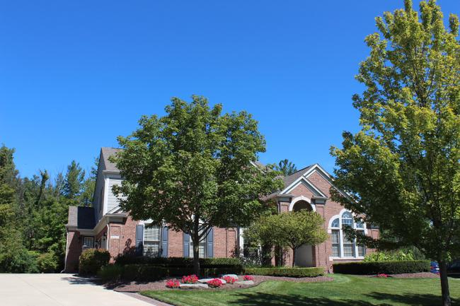Luxury real estate in the Woodlands of Northville in Northville, MI 8