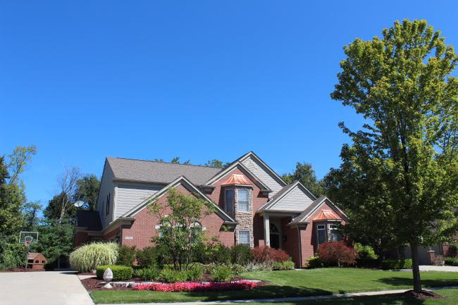 Luxury real estate in the Woodlands of Northville in Northville, MI 9