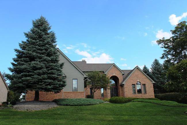 Real Estate in Pheasant Hills Subdivision Northville MI, 8