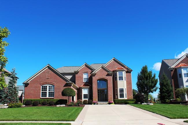Real Estate in Arcadia Ridge Neighborhood in Northville MI 11