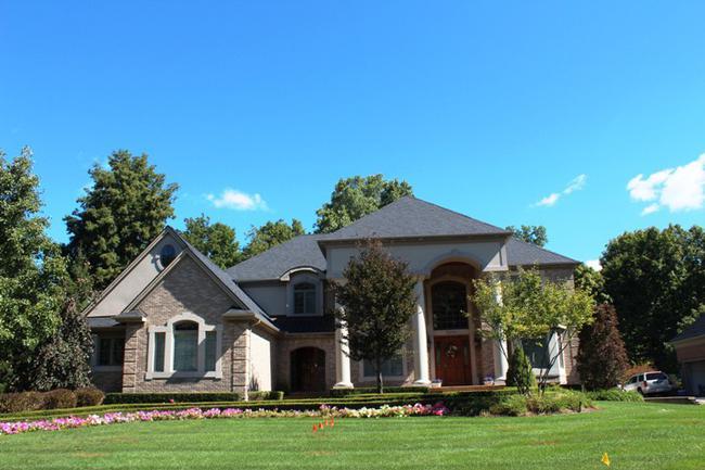 Real Estate in Fox Hollow Neighborhood, Northville MI 6