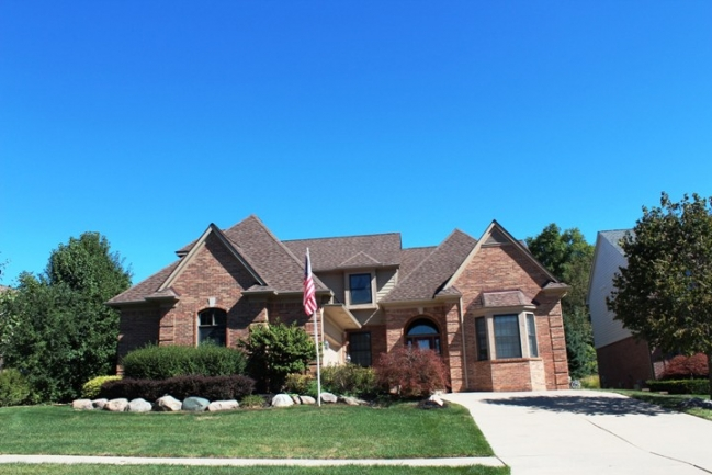 Real Estate in Cascades of Northville Subdivision in Northville MI
