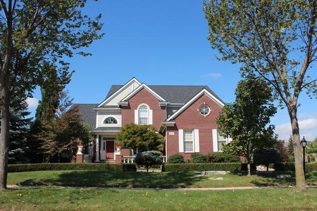 Autumn Park Subdivision, Novi MI Real Estate 8
