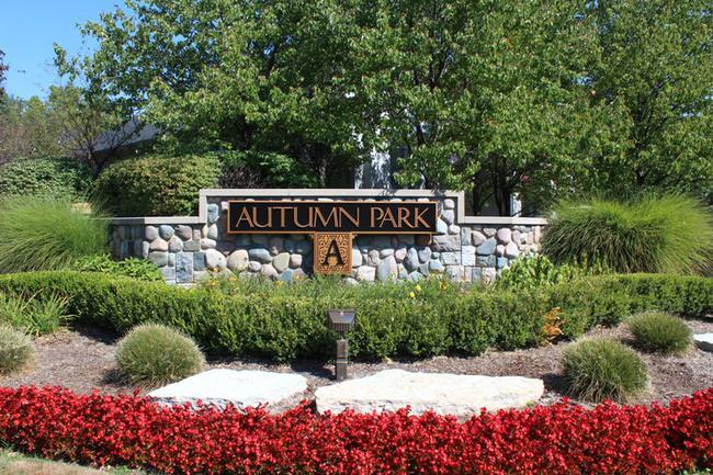 Autumn Park Subdivision, Novi MI Real Estate 2