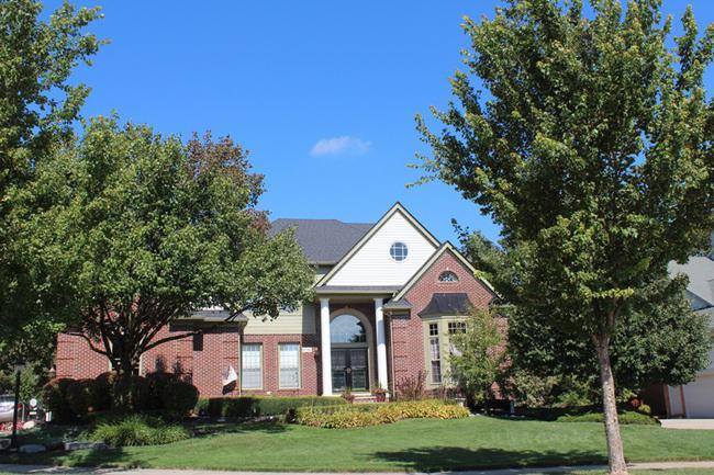 Autumn Park Subdivision, Novi MI Real Estate 9