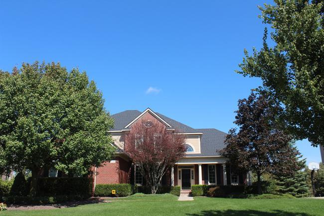 Autumn Park Subdivision, Novi MI Real Estate 12