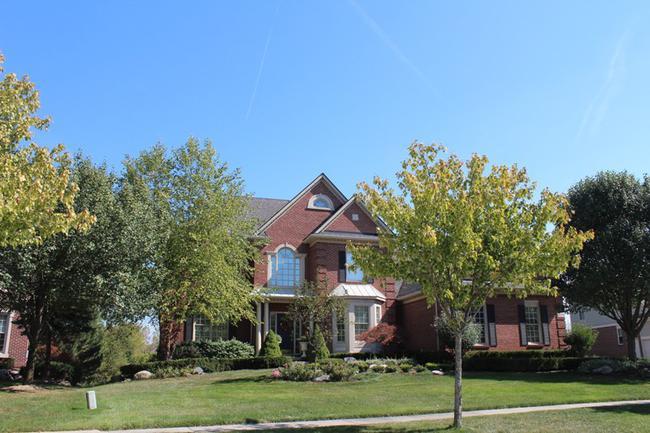 Autumn Park Subdivision, Novi MI Real Estate 20