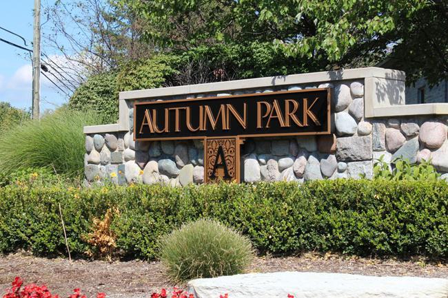 Autumn Park Subdivision, Novi MI Real Estate 21