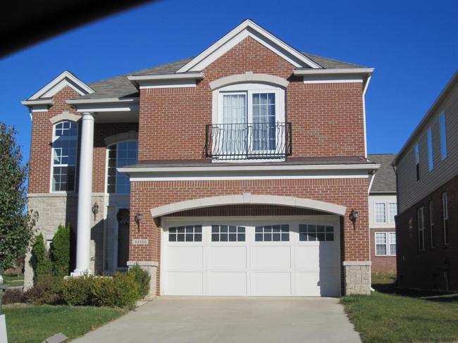 Novi real estate in Liberty Park neighborhood