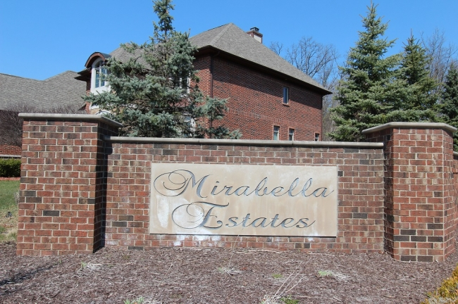 Mirabella Estates Novi MI Real Estate