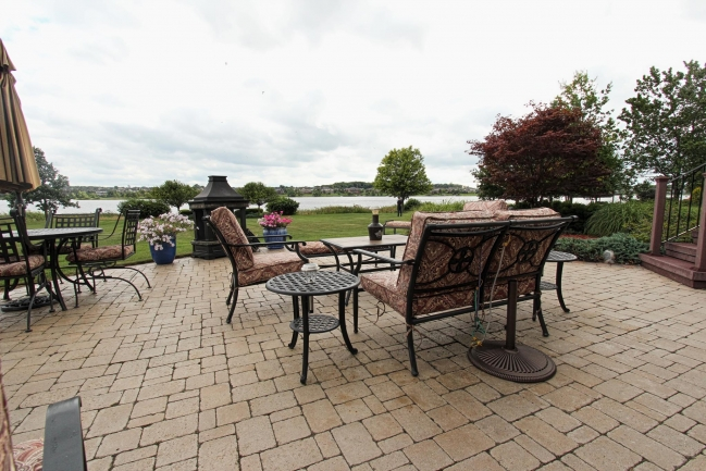 Waterfront Home For Sale In Novi